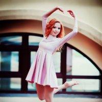 Autumn dance :: Дмитрий и Юлия Морозовы