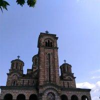 Церковь Святого Марка :: Аlexandr Guru-Zhurzh