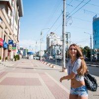 Фотосессия в городе. Фотограф в Белгороде. Руслан Кокорев. :: Руслан Кокорев