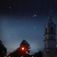 Ночь в Суздале :: Евгений