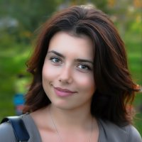 Как много девушек хороших. :: Александр Бабаев