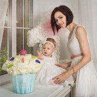Первый день рождения) :: Irina Zvereva