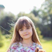 Девочка :: Olga Starshova