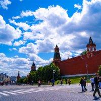 Москва.Красная Площадь :: Екатерина Гуща