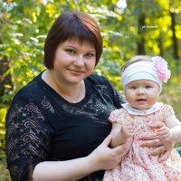 мама и дочка :: Olga Osminova