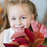 Осенняя фотосессия для Оленьки :: Анна Тихонова