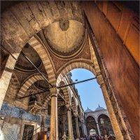 Новая мечеть в Стамбуле :: Ирина Лепнёва