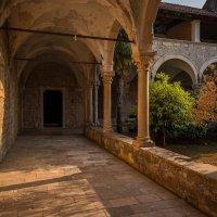 Дубровник, Хорватия. Монастырь на острове Локрум :: Андрей Илларионов