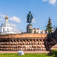 Памятник Афанасию Никитину. :: Ruslan