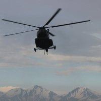 Вертолет :: Дмитрий Солоненко