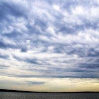 Красота Обского моря :: Евгения Сенченко