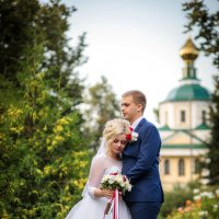 Wedding day. :: Екатерина Бражнова