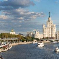 Москве - 870! :: Олег Пученков