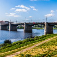 Нововолжский мост через Волгу :: Ruslan