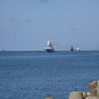 Корабли идут в родную гавань :: Маргарита Батырева