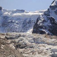 ледник Кундюм-Мижерги :: Леонид Сергиенко