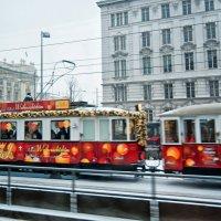 Рождественский Трамвай :: Alexander Dementev