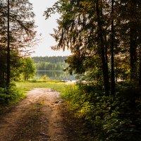 Озеро :: Сергей Смирнов