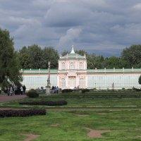 Кусково. Большая каменная оранжерея :: Дмитрий Никитин