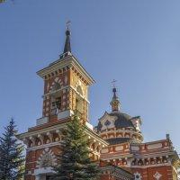 Церковь Смоленской иконы Пресвятой Богородицы (1803—1808 :: Сергей Цветков