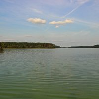 изумрудное озеро :: оксана