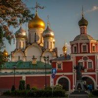 Зачатьевский монастырь в Москве. :: Alexander Petrukhin