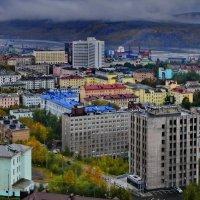 Мурманск - Арктические ворота России. :: kolin marsh