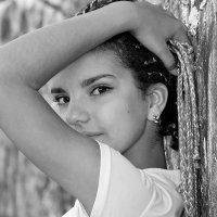 Душа,которая может говорить глазами- может целовать взглядом! :: Валентина Колесник