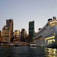 Сиднейская бухта :: Tatiana Belyatskaya