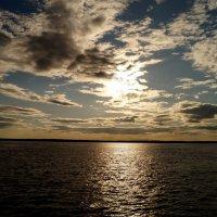 Закаты над Амуром :: Виктория Коплык