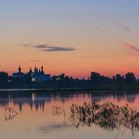 Рассвет в Ферапонтово :: Galina