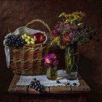 Вся прелесть осени. :: Svetlana Sneg