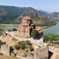 Монастырь Джвари :: Павел Москалёв