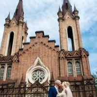 Августовская свадьба :: Оксана Чёрная