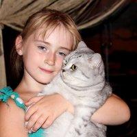 Оксана и Марта :: Dr. Olver