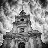 Вариант Петропавловского собора :: Юрий Плеханов