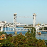 Железнодорожный мост :: Надежда