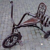 Неубиваемый велосипед :: Александр Алексеев