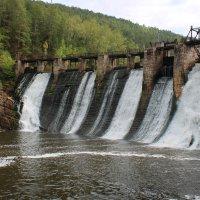 ГЭС Пороги :: Анна Ковалёва