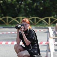 Фотографиня :: Игорь Смолин