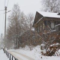 Снегопад :: Галина Антонова