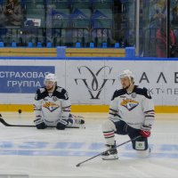 Хоккеисты :: Митя Дмитрий Митя