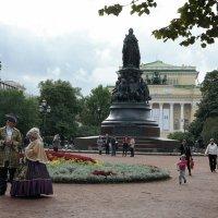 Екатерининский сад :: Елена Павлова (Смолова)