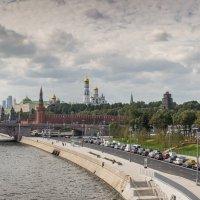 Москва :: Владимир Брагилевский