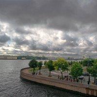 Осенний Питер :: Владимир Филимонов