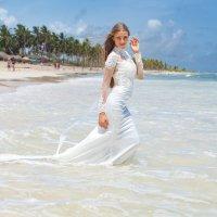 пляж Макао, доминикана :: Алана