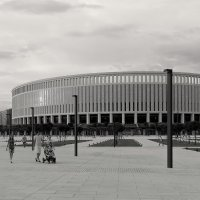 "Стадион ""Краснодар"" :: Роман Величко"