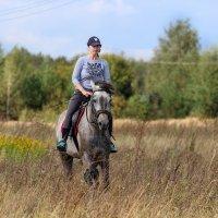 Руслана и Хаспия :: Кристина Щукина