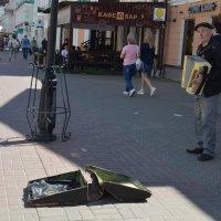 Уличный Музыкант :: Светлана Шарафутдинова