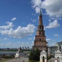 Башня Сююмбике :: Светлана Шарафутдинова